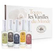 Toutes Les Vanilles du Monde by La Maison de la Vanille 5 Piece Set
