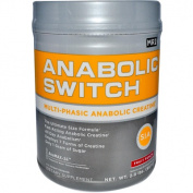 Anabolic Switch Fruit Punch 0.91kg