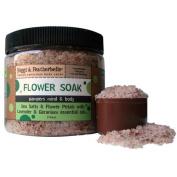 Biggs & Featherbelle Flower Soak, Bath Salts, 410ml