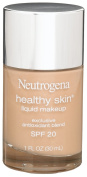 Neutrogena Healthy Skin Liquid Makeup SPF 20, Fresh Beige 1 fl oz