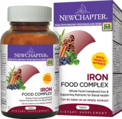 New Chapter Organics Every Woman's Iron Support 60 tablets