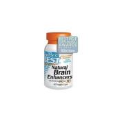 Natural Brain Enhancers PS & GPC, 60 Veggie Caps - Doctor's Best - UK Seller
