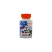 Doctors Best Best trans-Resveratrol featuring ResVinol-25