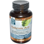 Neocell Laboratories 0865592 Hyaluronic Acid - 60 Capsules