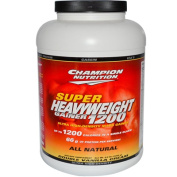 Super Heavyweight Gainer 1200 Double Vanilla 2.99kg