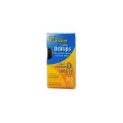 Carlson Liquid Vitamin D Drops .34 fl oz