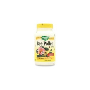 Bee Pollen 580 mg by Nature's Way 180 Capsules