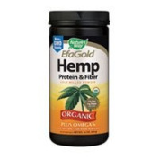 Hemp Protein & Fibre Powder 470ml by Natures Way