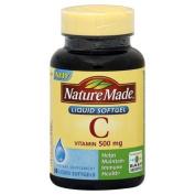 Nature Made Vitamin C 500 mg, 60 softgels