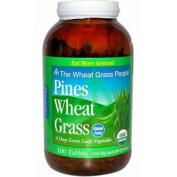 Pines International Organic Wheat Grass 500 Mg Tablets, 100 Count