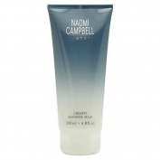 Mystery By Naomi Campbell Creamy Shower Milk
