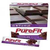 PureFit Nutrition Bars, Chocolate Brownie 15 ea