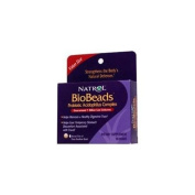 Natrol BioBeads Probiotic Acidophilus Complex Dietary Supplement Beads, 90-Count Value Size