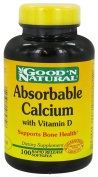 Absorbable Calcium with Vitamin D 100 sgels