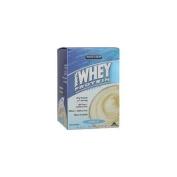 "Biochem 100% Whey Protein ""Vanilla"" Single Serving Packs 28.2 Grammes, 10-Count"