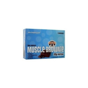 Lenny & Larry's Cookie's and Cream Muscle Brownie, 80ml, 12 Count