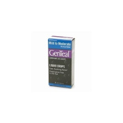 GenTeal Lubricant Eye Drops, Mild to Moderate Dry Eye Relief .5 fl oz