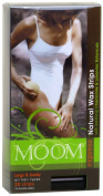 MOOM Express Pre Waxed Strips, For Legs & Body, 20 strips