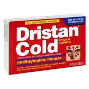 Dristan Dristan Cold Tablets Multi-Symptom Formula