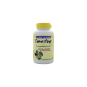 Natures Answer 0124347 Feverfew Herb - 90 Vegetarian Capsules