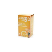 Coromega Omega 3+D Squeeze Packets, Tropical Orange 90 ea