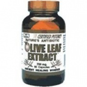 Only Natural Olive Leaf Extract, 700mg 90 capsules
