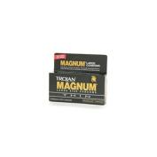 Trojan Condom Magnum Thin Lubricated 12Pc - 2 Packs