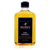 Woody's Quality Grooming Men's Daily Shampoo 355ml