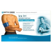 Battle Creek Equipment 524 2 in. X 4.5 in. x 7 in. Ice It F G-Pack