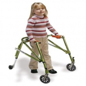 Drive Nimbo Lightweight Posterior Posture Walker- Tyke, Goldenrod Yellow, Each