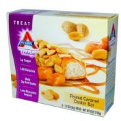 Atkins 0470161 Endulge Bar Peanut Caramel Cluster - 5 Bars