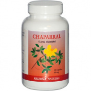 Arizona Natural Resource 0522979 Chaparral - 500 mg - 180 Capsules