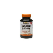 Sundown Naturals Tonalin 1000-CLA, Softgels 60 ea