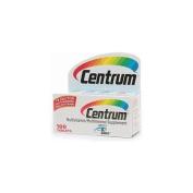 Centrum Multivitamin/Multimineral Supplement, Tablets 100 ea