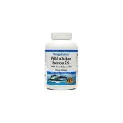 Natural Factors Wild Alaskan Salmon Oil, 1000mg, Softgels 180 ea