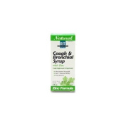 Boericke & Tafel Cough & Bronchial Syrup, WITH ZINC, 120ml