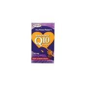 Enzymatic Therapy Smart Q10 Maple Chew, Maple 30 Chews, 100 Mg