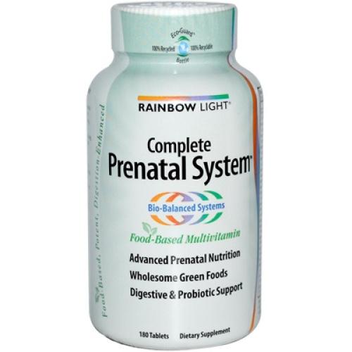 rainbow light complete prenatal system free delivery ebay. Black Bedroom Furniture Sets. Home Design Ideas