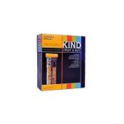 Kind KINDFRUI0012ALMABR Fruit & Nut Bars Almond & Apricot 12ct