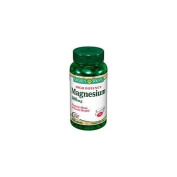 Nature's Bounty High Potency Magnesium 500mg, Tablets 100 ea