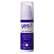 Yes to Blueberries Age Refresh Overnight Hydrating Cream 1.7 fl oz
