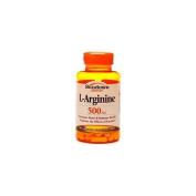 Sundown Naturals L-Arginine, 500mg, Capsules 90 ea