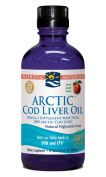 Arctic Cod Liver Oil Peach - 240ml,