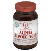 Olympian Labs Alpha Lipoic Acid 100mg 60 capsules