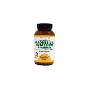 Magnesium - Potassium Aspartate Target-Mins 90 Tabs by Country Life