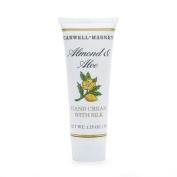 Caswell-Massey Almond & Aloe Hand Cream with Silk 50ml