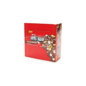 Met-Rx Big 100 Colossal Meal Replacement Bars, Rocky Road Cookie Dough 12 bars