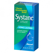 Systane Long Lasting Lubricant Eye Drops, 15ml