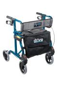 Drive Diamond Aluminium Rollator- Marine Blue, Each