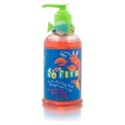 Go Fish Lobster Orange Frosty Bath And Shower Gels